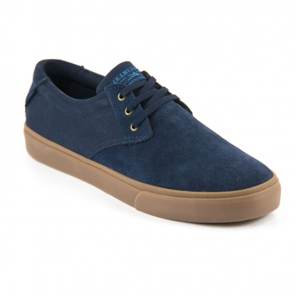 Lakai MJ in Navy Gum Shoe