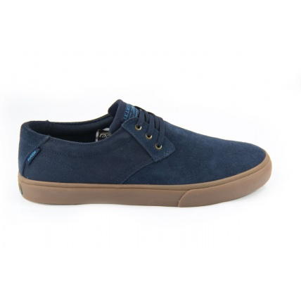Lakai MJ in Navy Gum side one