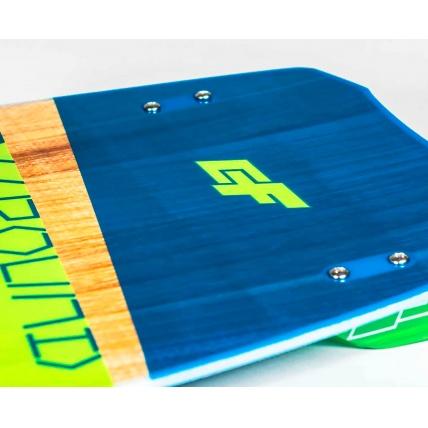 CrazyFly All Round Kitesurf Board 2019 Tip Detail
