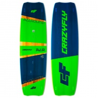 CrazyFly - All Round Kitesurf Board