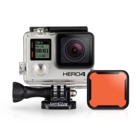 GoPro - Red Dive Filter for Standard and Blackout Housing