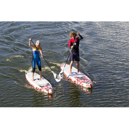 RRD Cruiser V2 iSUP Paddleboard in use