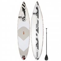 RRD - Air EVO Cruiser iSUP Paddleboard - free paddle and leash
