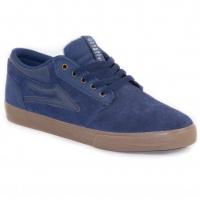 Lakai - Griffin Midnight Blue/Gum Mid-Top Shoe