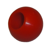 Ozone - Red Stopper Ball for Flag out Bracket