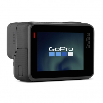 GoPro Hero 2018 Action Camera Back LCD Screen