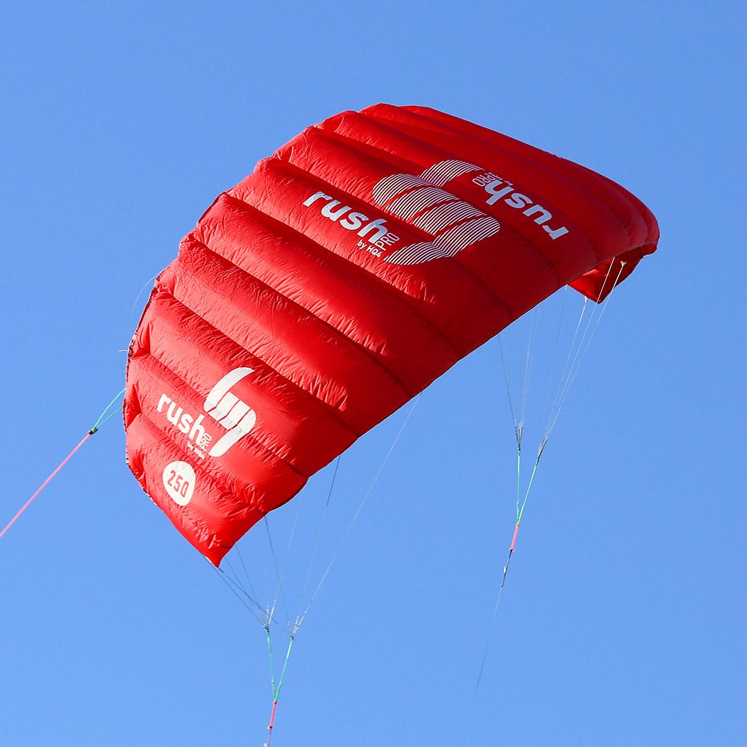 Coyk: HQ4 Rush Pro Kitesurf Trainer Power Kite