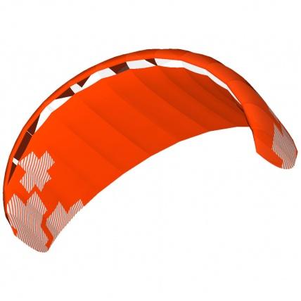 HQ4 Rush Pro 350 Orange Kitesurf Trainer