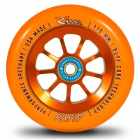 River Wheel Co - Rapids 110mm Wheel Orange PU Orange Core
