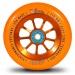 River Glide Orange pu Orange center 110mm wheel