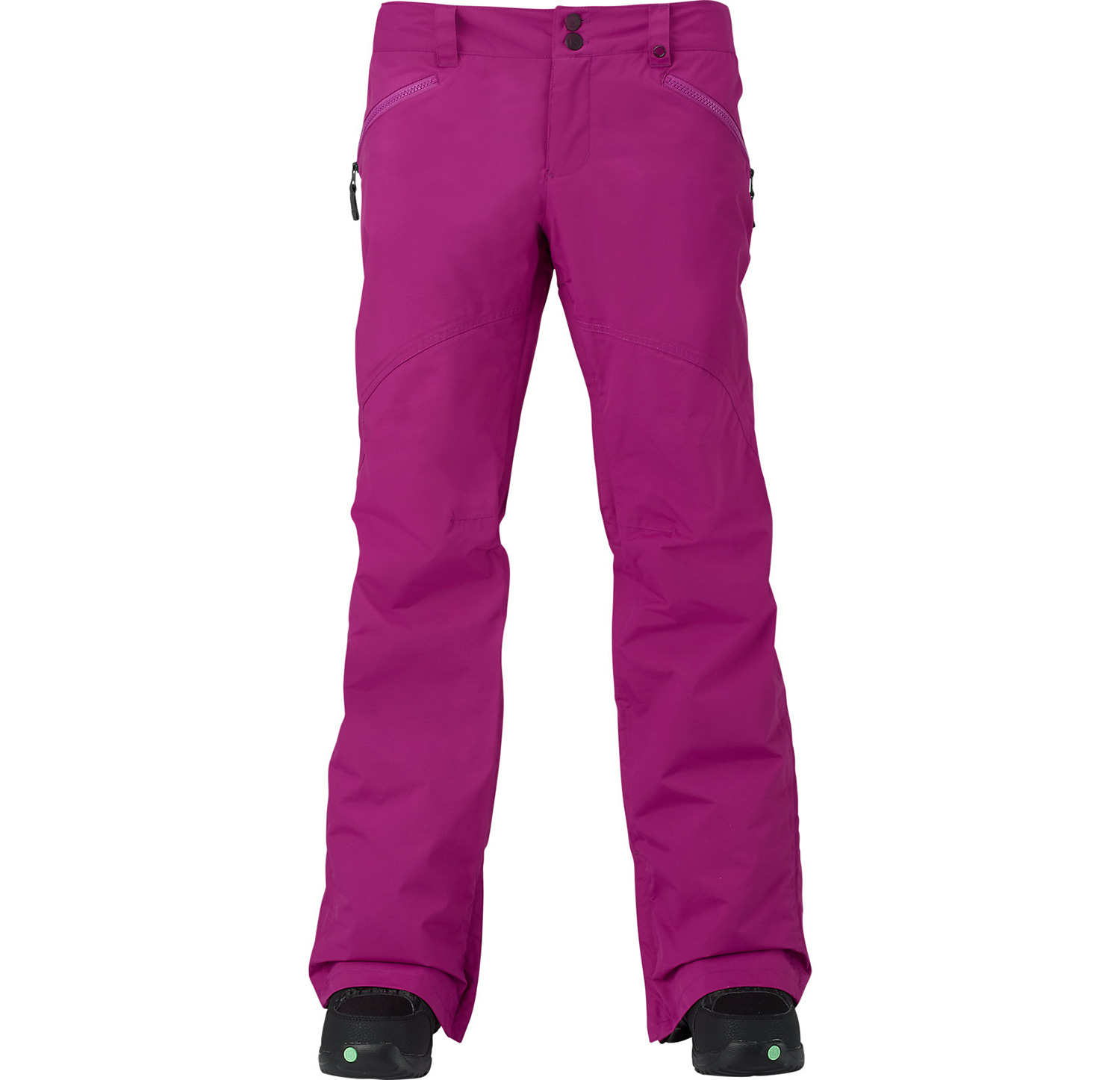 Snow womens pants for skiing and snowboarding