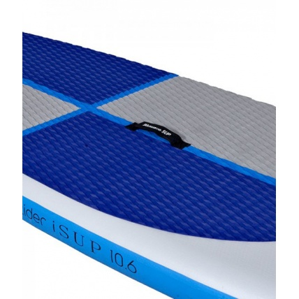 Blu Wave 10ft 6in Wave Rider Paddleboard deck handle