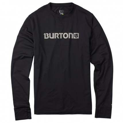 Burton Midweight First Layer in True Black