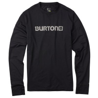 Burton - Crew First Layer in True Black