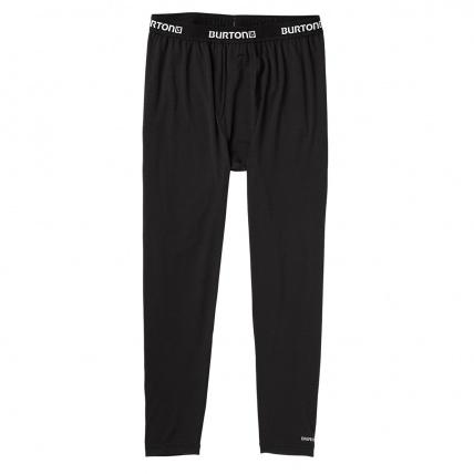 Burton Midweight Pant Base layer in True Black
