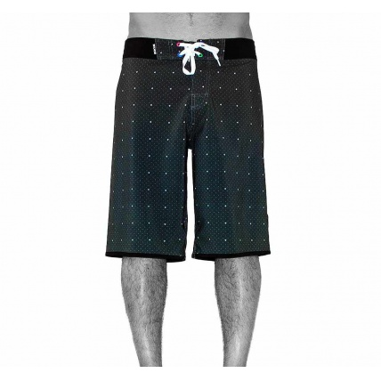 21 Scars Fortune Boardshort with model