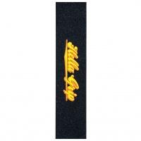 Hella Grip - Classic Logo Orange and Yellow Scooter Griptape