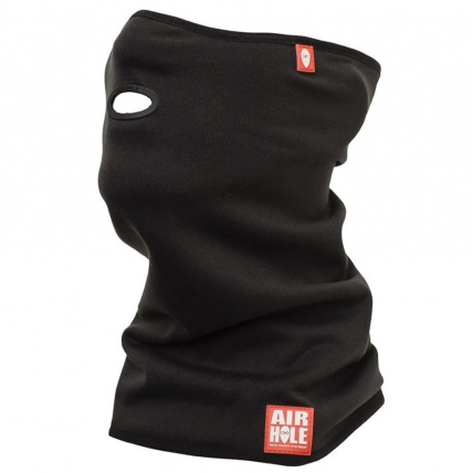Airhole Airtube ERGO Polar Facemask in Black
