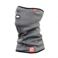 Airhole - Airtube ERGO Polar Facemask in Heather Grey