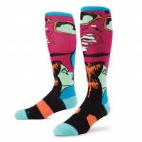 Stance - Icona Acrylic Med Cushion Mens Snowboard Socks
