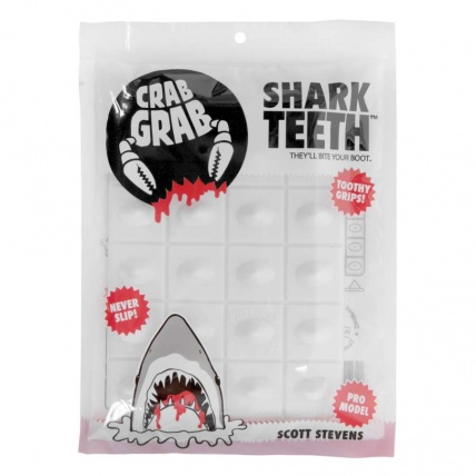 CrabGrab Shark Teeth