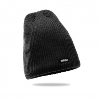 Thirty Two - Crook Slouch Beanie in Black