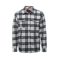 Thirty Two - Rest Stop Fleece Shirt in Grey