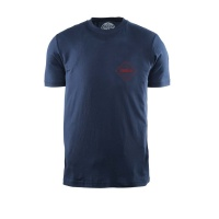 Thirty Two - Stockade Indigo T-Shirt
