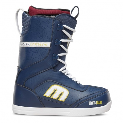 Thirty Two Lo-Cut Navy Snowboard Boot