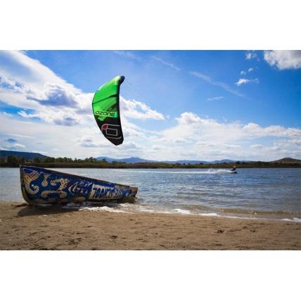 Green Ozone Catalyst V1 Kitesurf Kite