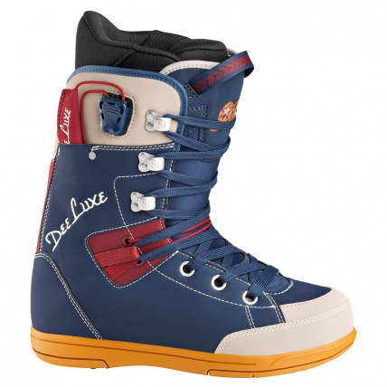 Deeluxe 9six midnight snowboard boots