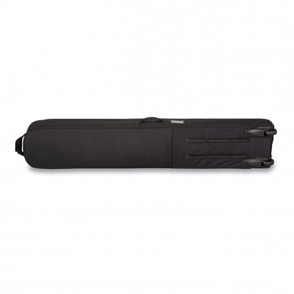Dakine Low Roller Black Snowboard Wheeled Luggage Bag bottom