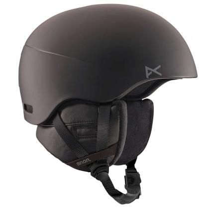 Anon Helo 2.0 Helmet in Black