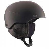 Anon - Helo 2.0 Snowboard Helmet in Black