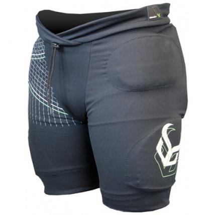 Demon FlexForce Pro Snowboard Padded Shorts