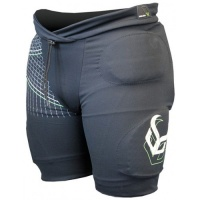 Demon Snow - FlexForce Pro Padded Shorts Mens
