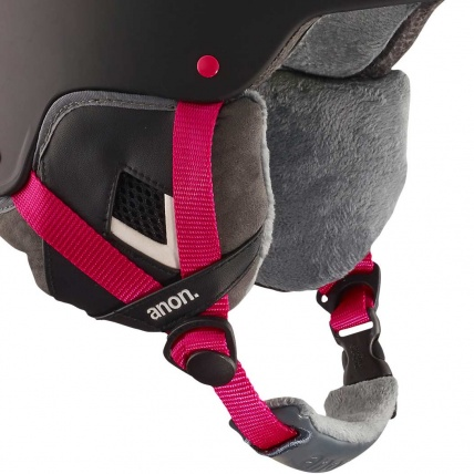 Anon Lynx Womens Snowboard Helmet Straps and Lining