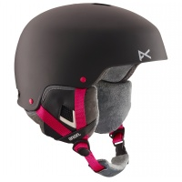 Anon - Lynx Womens Snowboard Helmet in Black