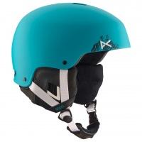 Anon - Lynx Womens Snowboard Helmet in Mowgli Teal
