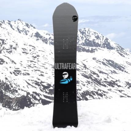 Capita Ultrafear 2016 on mountain top