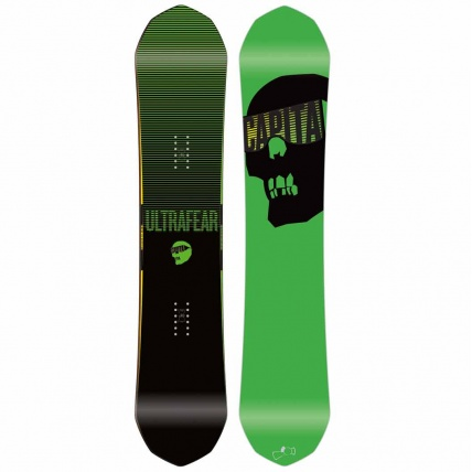 Capita Ultrafear Snowboard 2016 155cm