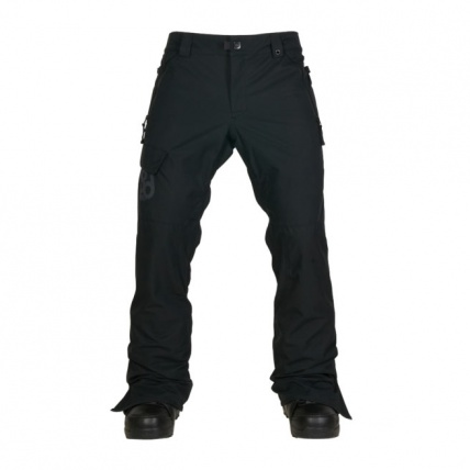 686 Authentic Rover Black Pant