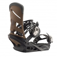 Burton - Mission Re:Flex Black Mocha Snowboard Binding