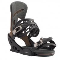 Burton - Mission Re:Flex Black Mocha Snowboard Binding