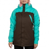 686 - Authentic Festival Insulated Jacket Coffee