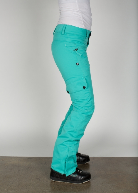 eaf03d88 686 Womens Authentic Mistress Insulated Tiffany Pant Model Side View