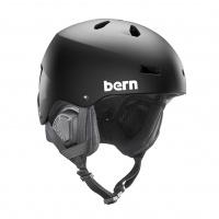 Bern - Macon Matte Black EPS Helmet