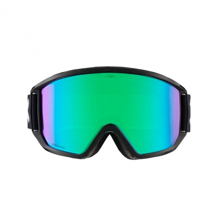 Anon Relapse Black Sonar Green Zeiss Snow Goggle Front