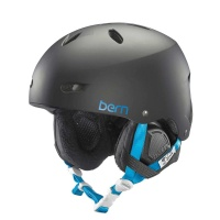 Bern - Brighton Womens Matte Black EPS Helmet