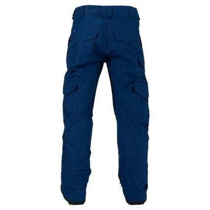 Burton Cargo Boro Blue pants Rear View